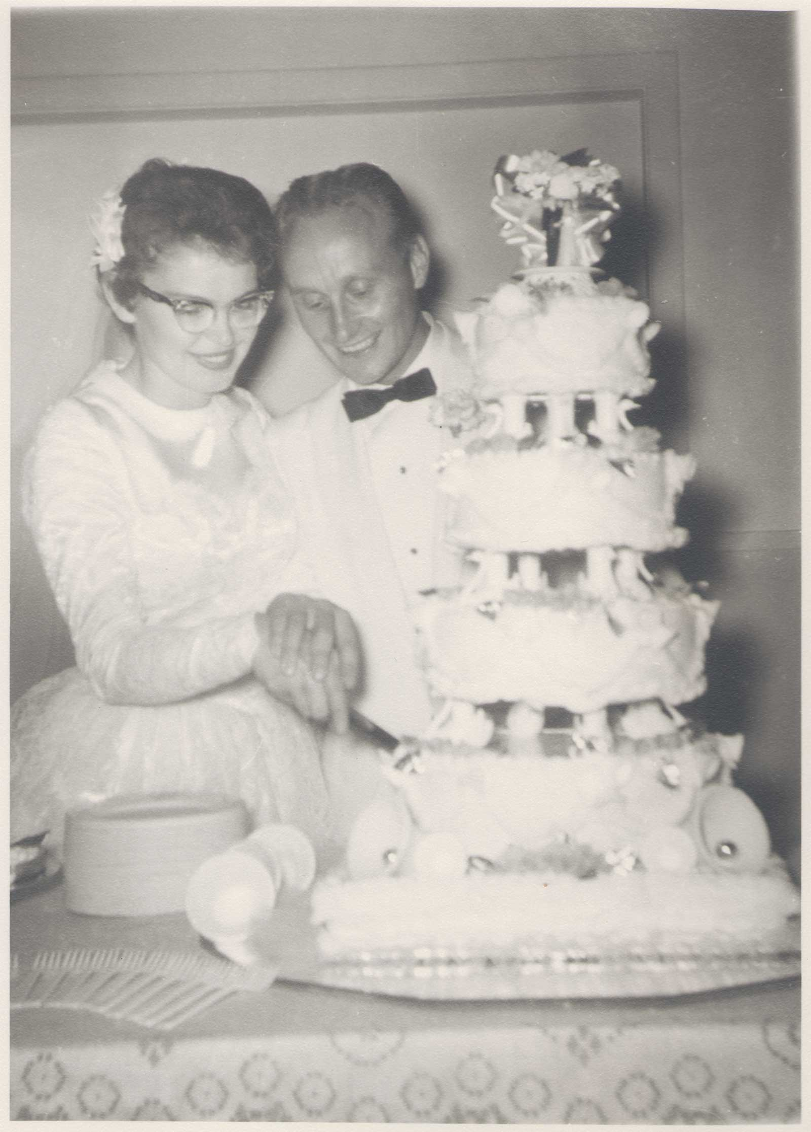 Dorene & Max Sudweeks (my parents) who this month celebrate their 56th wedding anniversary.