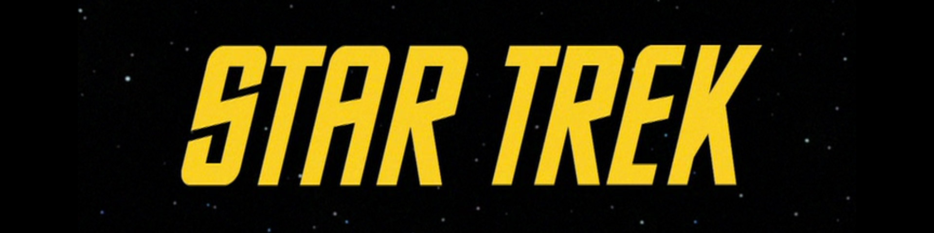 ™ & © 2016 CBS Studios Inc. – The Star Trek logo as seen in the title sequences of the original series.