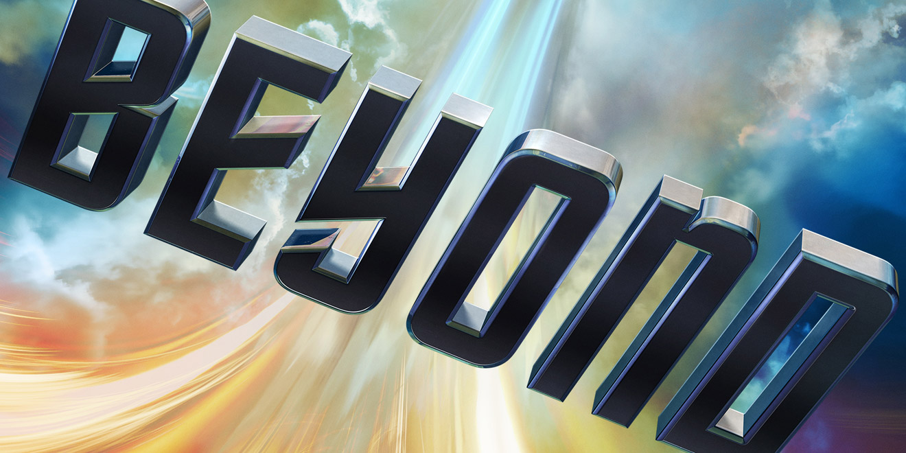 © 2016 Paramount Pictures – Click the image to see the complete teaser poster for Star Trek Beyond on IMPAwards.