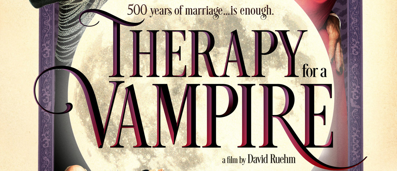 © 2014 Music Box Films – Click the image to see the poster for Therapy for a Vampire on IMPAwards.
