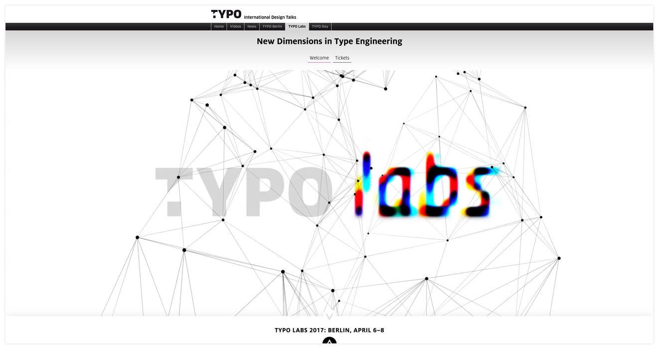 TYPO Labs website is online ... grab an earlybird ticket!