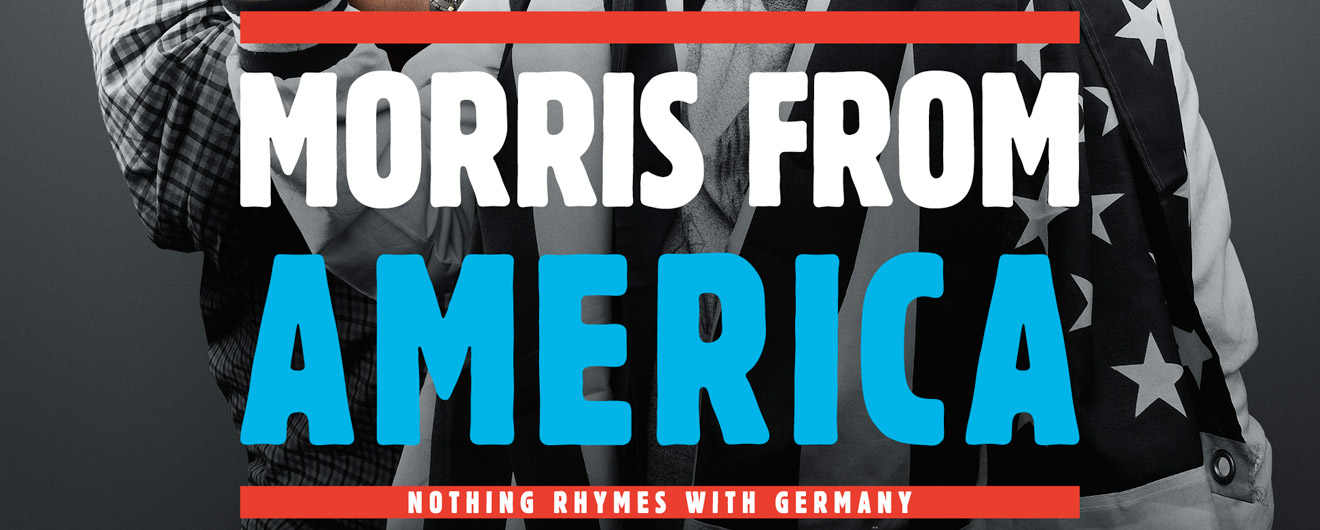 © 2016 A24 – Click the image to see the complete poster for _Morris from America_ on Gold Poster.