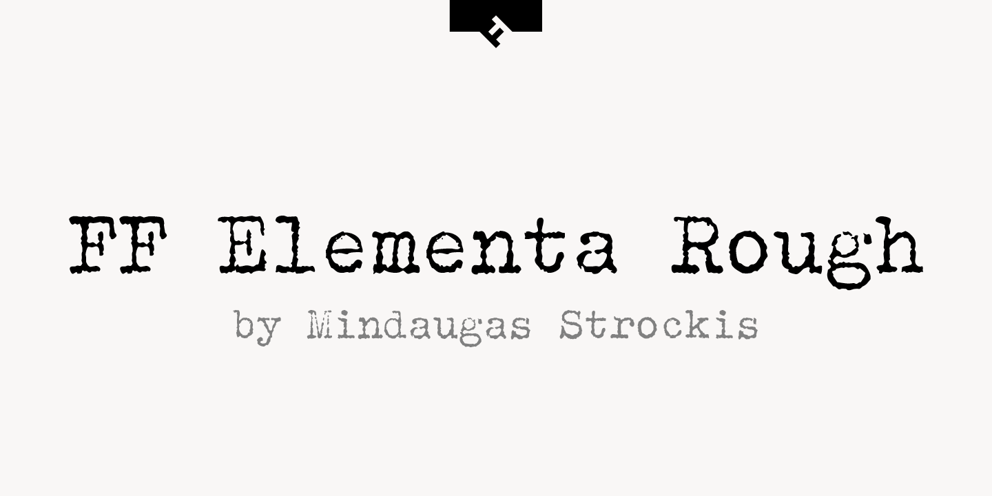 FF Elementa®  Rough