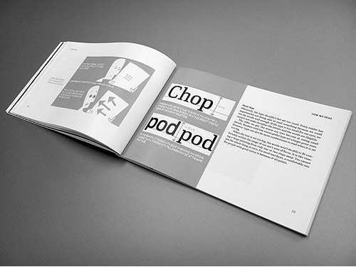 Spreads from Inside Paragraphs: Typographic Fundamentals.