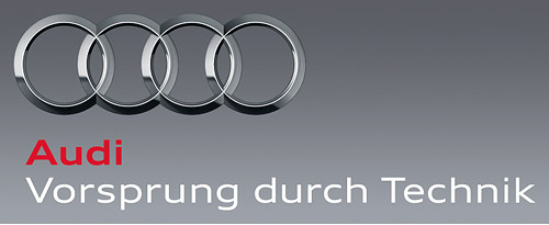 The new corporate typeface of Audi was art directed by MetaDesign, and designed by Paul van der Laan and Pieter van Rosmalen following an international competition. Introduced in 2009 – the year the company celebrated its 100th anniversary – this new typeface family represents self-confidence, dynamism and style combined with meticulous attention to detail.