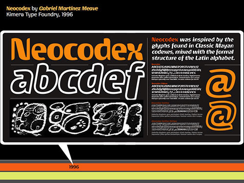 Neocodex by Gabriel Martínez Meave