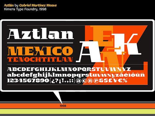 Aztlán by Gabriel Martínez Meave