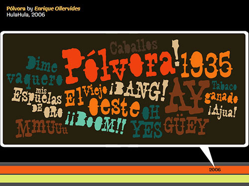 Pólvora by Quique Ollervides