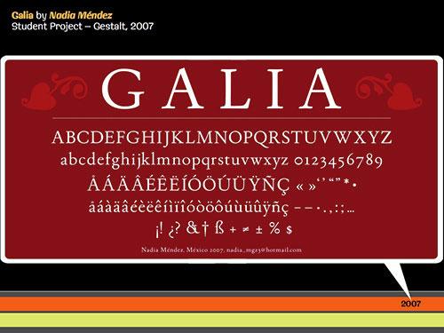 Galia by Nadia Méndez Garcia