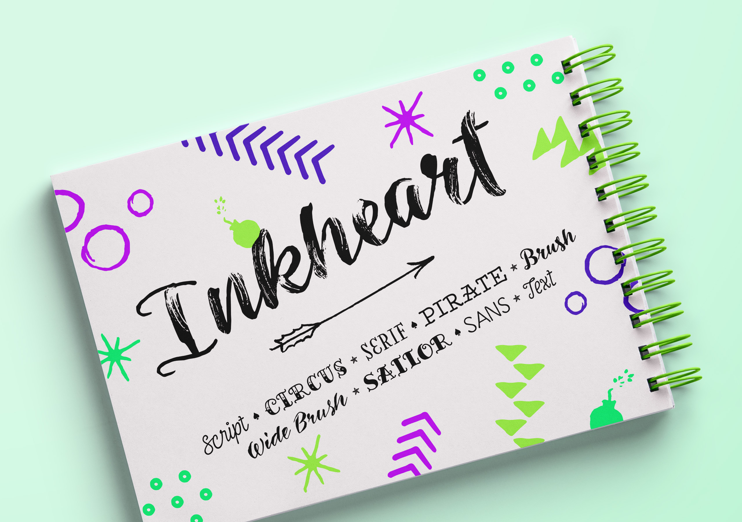Fictitious use case for Inkheart by Alexandra Schwarzwald