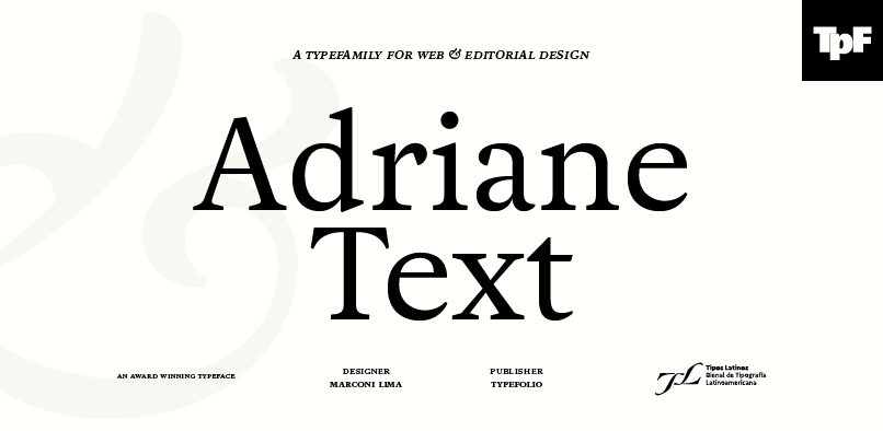Showing by Marconi Lima for Adriane Text