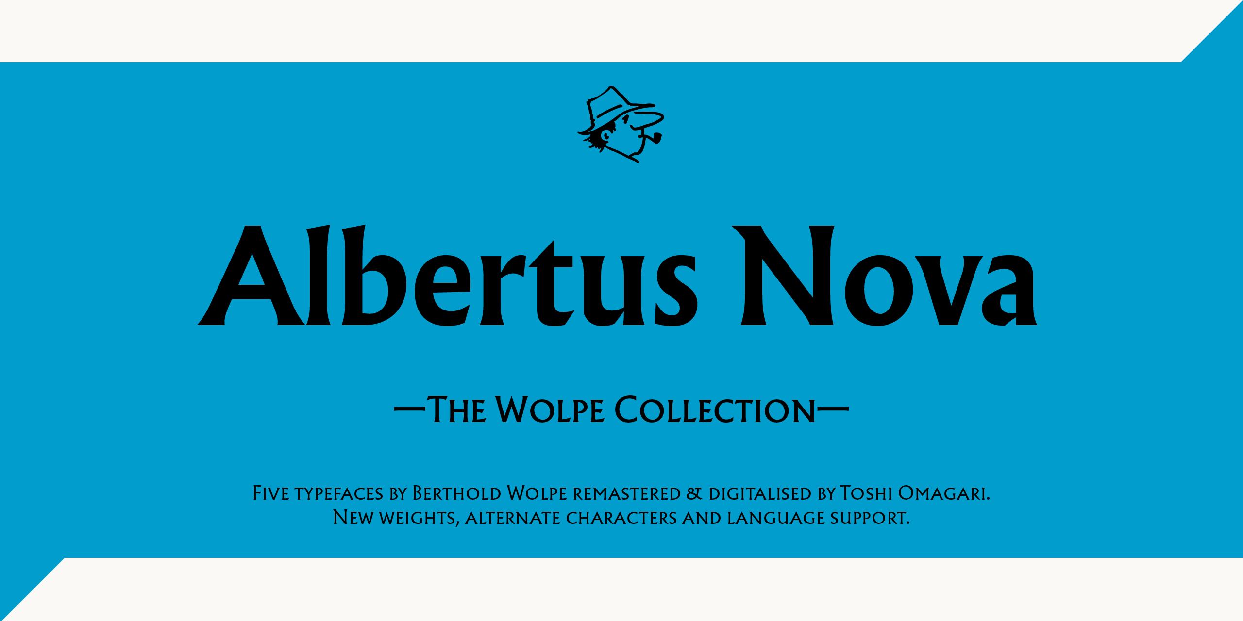 The Wolpe Collection – Albertus Nova