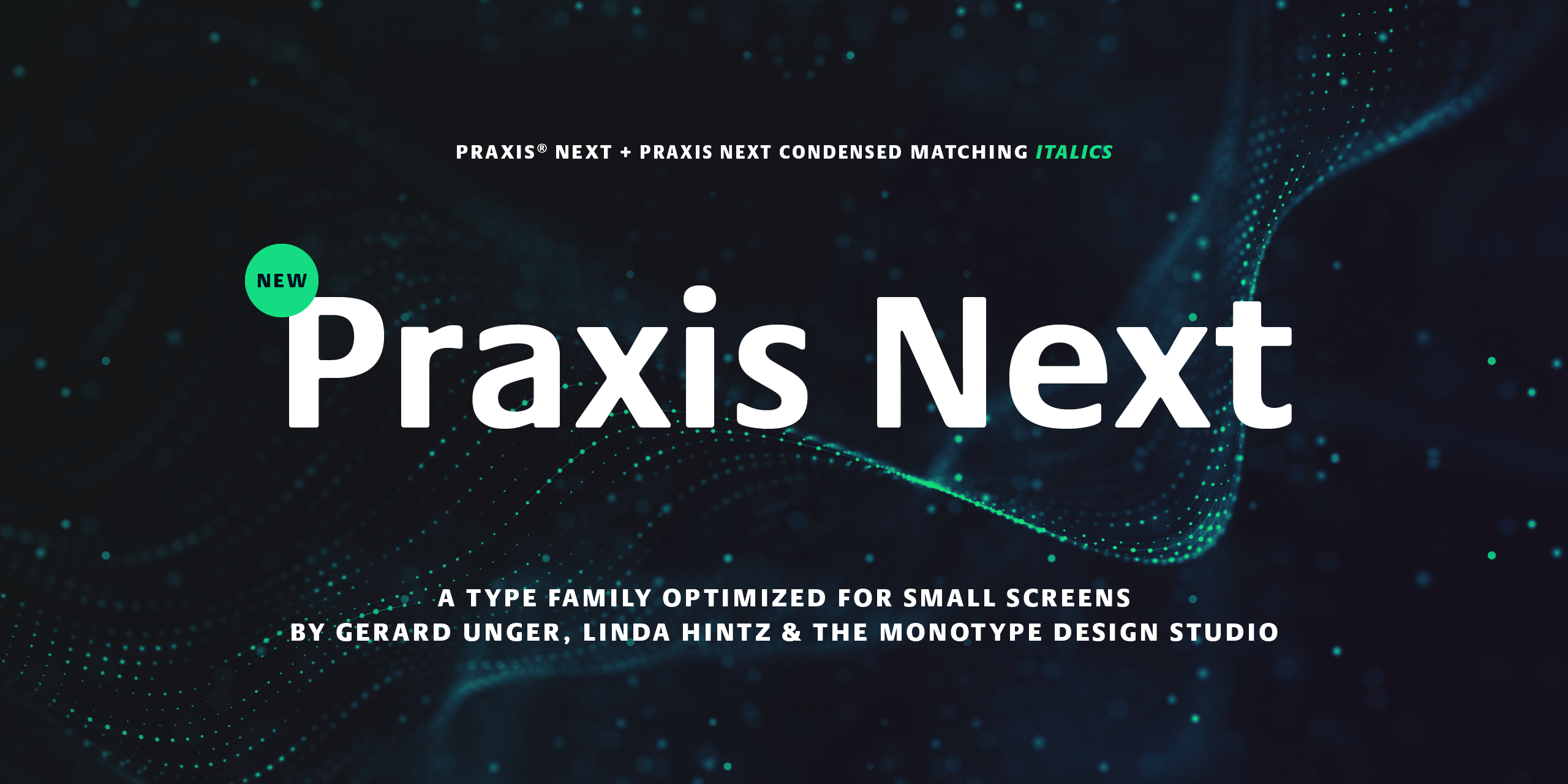 Showing for Praxis Next
